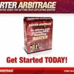 Barter Arbitrage Logo